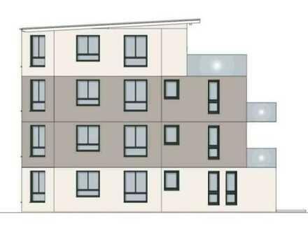 Penthouse - Neubau v. 12 tollen Wohnungen, 2-4 Zi. - Schlüsselfertig, hochwertig, mit Balkon - KFW55