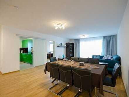 Exklusive Fünfzimmerwohnung in moderner Wohnanlage inkl. 2 TG-Stellplätze
