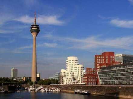 Düsseldorf: Innerstädtisches Grundstück für Wohnbebauung