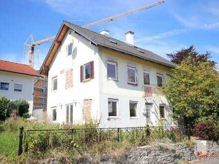 Wieder da! Teilsaniertes helles Einfamilienhaus mit Garten - in Dietmannsried