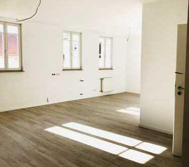 Erstbezug nach Sanierung: attraktive und helle 2-Zimmer-Wohnung in der Riedlingen Innenstadt