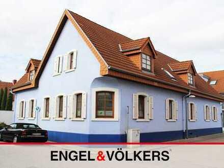 Große, flexible Wohnung mit Dachterrasse!