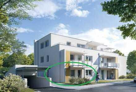 Qualität für Ihre Investition: 4-Zimmerwohnung mit Gartenanteil
