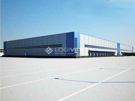 Provisionsfrei ! Projektierter Neubau einer Lager-und Produktionshalle an der A 96