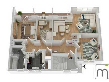 Mehrfamilienhaus am Festspielhügel | Gartenstadt mit Garage, großer Garten