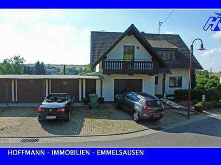 Ideal für Kapitalanleger - 3 Zimmerwohnung mit Garage in Halsenbach/Ehr
