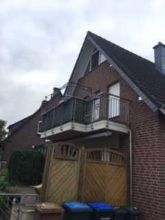 Schöne drei Zimmer Wohnung in Borken (Kreis), Raesfeld