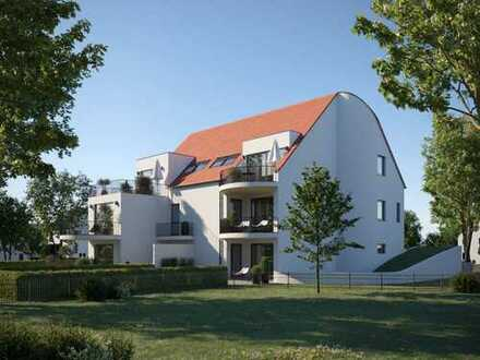 L LIVING - DG Süd-West Wohnung mit Terrasse und Balkon