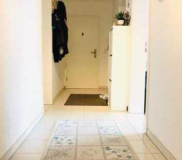 Stilvolle, sanierte 3-Zimmer-Wohnung mit Balkon und Einbauküche in Neckarsulm