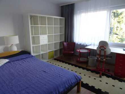 Südzimmer in ruhiger, zentrale Lage - 3er WG