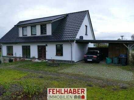 Großes Einfamilienhaus mit Doppelcarport zwischen Greifswald und Insel Usedom