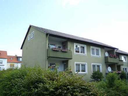 Erdgeschosswohnung mit Balkon in ruhiger Südstadtlage...