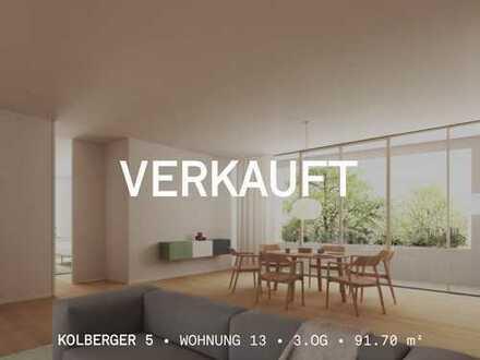 Whg. 13 - Kolberger 5 - Ein zeitgenössisches Stadtpalais am Münchner Herzogpark