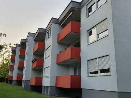 Renovierte 5-zimmer-Wohnung mit Balkon in Schwäbisch Hall.