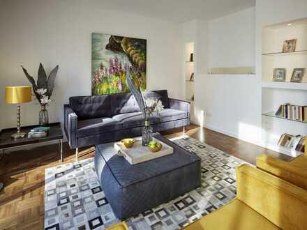 Oberneuland: Sehr große 4-Zimmer-Wohnung mit Süd-Loggia!