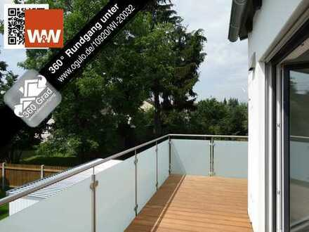 Ringsee *NEUBAU* 2-Zimmer-Whg. am Park mit großem Balkon und TG