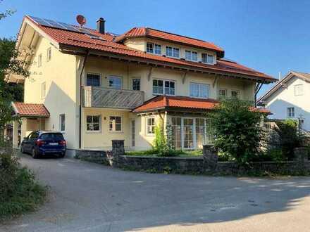 Schöne 3-Zimmer-Erdgeschosswohnung mit eigenem Garten und Garage in Baisweil VON PRIVAT 0179-4771223