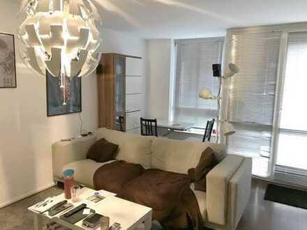 Vollständig renovierte 2-Zimmer-Wohnung mit Balkon in Hennigsdorf