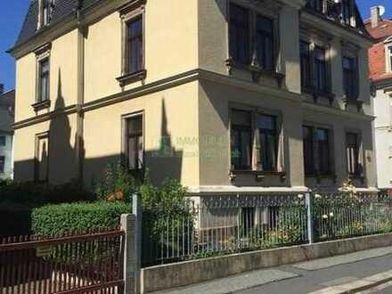 Sehr schöne helle 4-Raum-Etagenwohnung in 02763 Zittau zu vermieten!