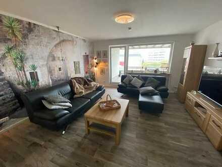 Schicke Penthouse-Wohnung mit Dachterasse - Wohnen auf ca. 78 m² -