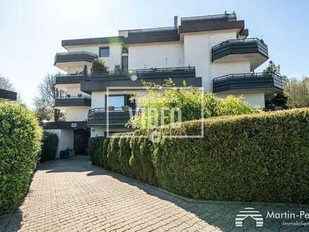 Zwei-Zimmer-Eigentumswohnung mit großem Balkon und Garage