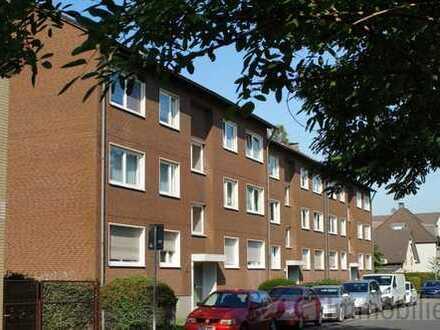 helle, perfekt geschnittene 3-Zimmer-Wohnung in Duisburg Fahrn - ruhig gelegen