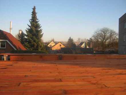 für Individualisten: sonniges EFH Südlage 27qm Wintergarten + 100qm Dachterrasse im grünen Pankow