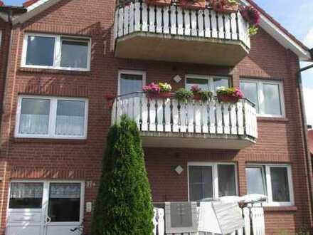 OS-Atterfeld- renovierte 3ZKB, Balkon im Dachgeschoss