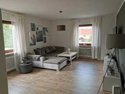 Ansprechende 2-Zimmer-Wohnung mit Balkon in Karlsruhe