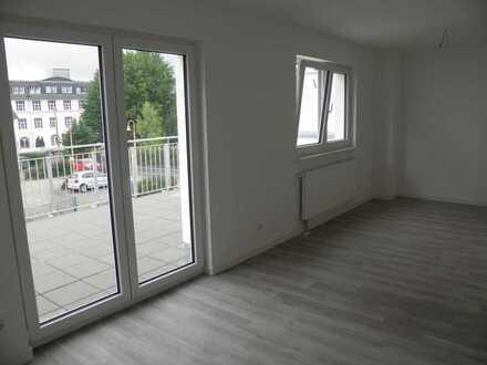 Schicke, moderne 1-Raum-Wohnung in Gornau zu vermieten