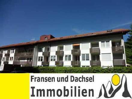 Von der Morgensonne geweckt - 1-Zimmer-Wohnung in Oberstdorf-Tiefenbach