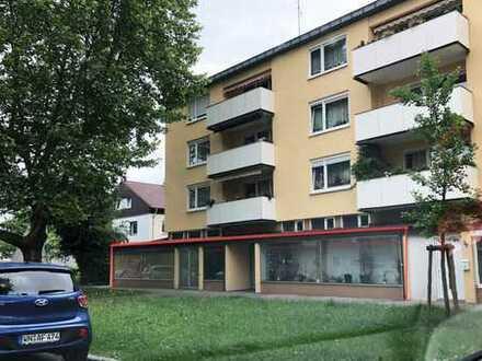 zwei Gewerbeeinheiten mit großzügigem Lager Fellbach