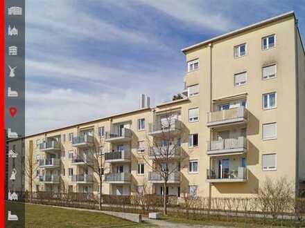 Betreutes Wohnen: Komfortable und barrierefreie 2-Zimmer-Wohnung mit schönem Südost-Balkon