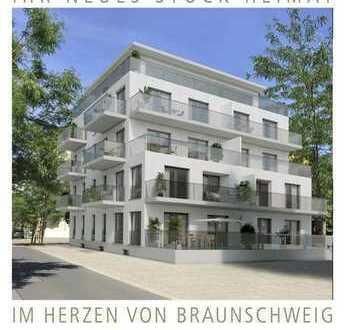 Urban wohnen in Braunschweigs Top-Lage!