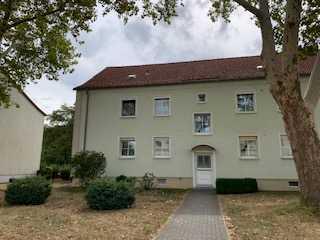 Bezugsfreie 3-Zimmer-Eigentumswohnung in gepflegtem Wohnhaus in guter Lage von Leuna