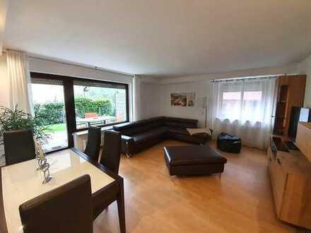 Moderne 3-Zimmer-Wohlfühloase mit großem Terrassen und Gartenanteil in Pforzheim-Brötzingen