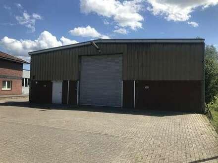 Großzügige Kaltlagerhalle in Wardenburg ab sofort zu vermieten!