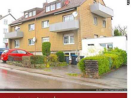 Einfach gerne heimkommen! Charmante 3 Zi.-Wohnung in ruhiger Lage* 2 x Balkon* Großer Garten*