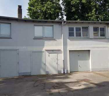 Lagerfläche+Büro in Duisburg Duissern zu vermieten.