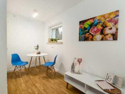 freies und gut geschnittenes 1-Zimmer Appartement in U-Bahn nähe