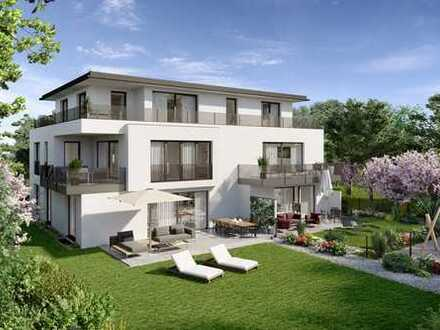 Stilvolle 3-Zimmer-Gartenwohnung - barrierefrei -