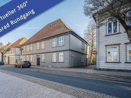 Großzügiges Büro (110 m², aufwändig saniert) im denkmalgeschützten Kastendieckhaus in Walsrode