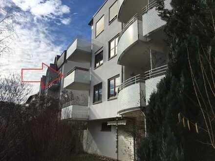 Schön-geschnittene 2-Zimmer-Eigentumswohnung mit Balkon und TG-Stellplatz in gefragter Lage