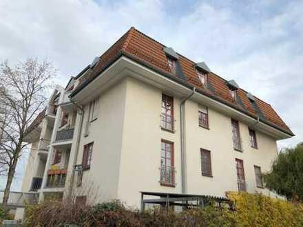 Attraktive 5-Zimmer-Maisonette-Wohnung mit Balkon im Dachgeschoss in Dresden/Kaditz