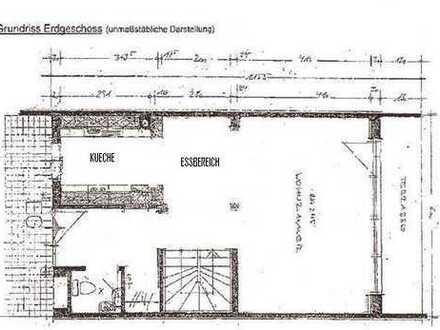 Schönes RMH mit fünf Zimmern in Gröbenzell