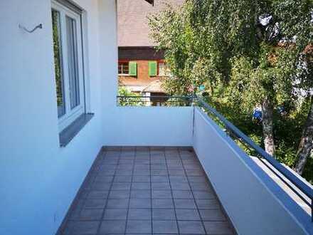 Sonnige, ruhige 4-Z-Wohnung, Wahlwies, 94qm zusätzl 24qm Terrasse