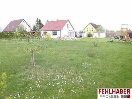 Großes Baugrundstück für Einfamilienhaus in Greifswald/Ladebow