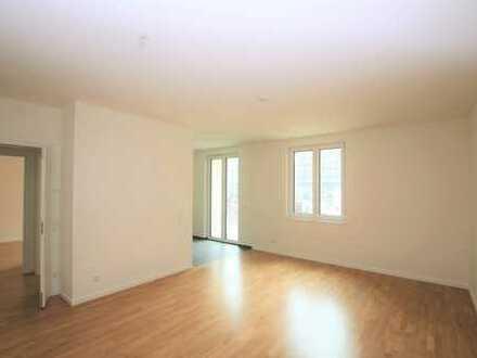 Großzügige 4-Zimmer-Wohnung mit zwei Balkonen, Aufzug und Tiefgarage!