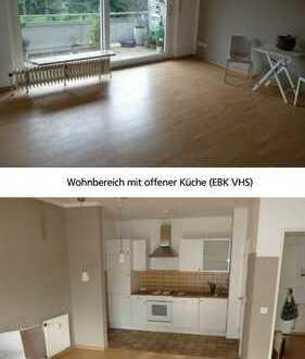 Gepflegte 2-Zimmer-Wohnung mit Balkon in Bielefeld-Heepen