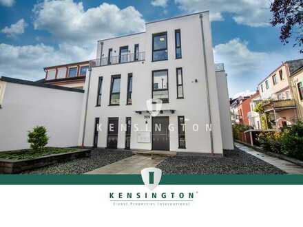 Exklusive 3-Zimmer-Erdgeschosswohnung  mit Terrasse und Tiefgarage sucht neuen Mieter.